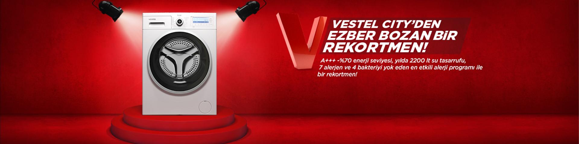 Vestel City'den Ezber Bozan Bir Rekortmen!